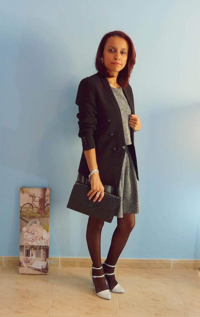 Vestido Gris1