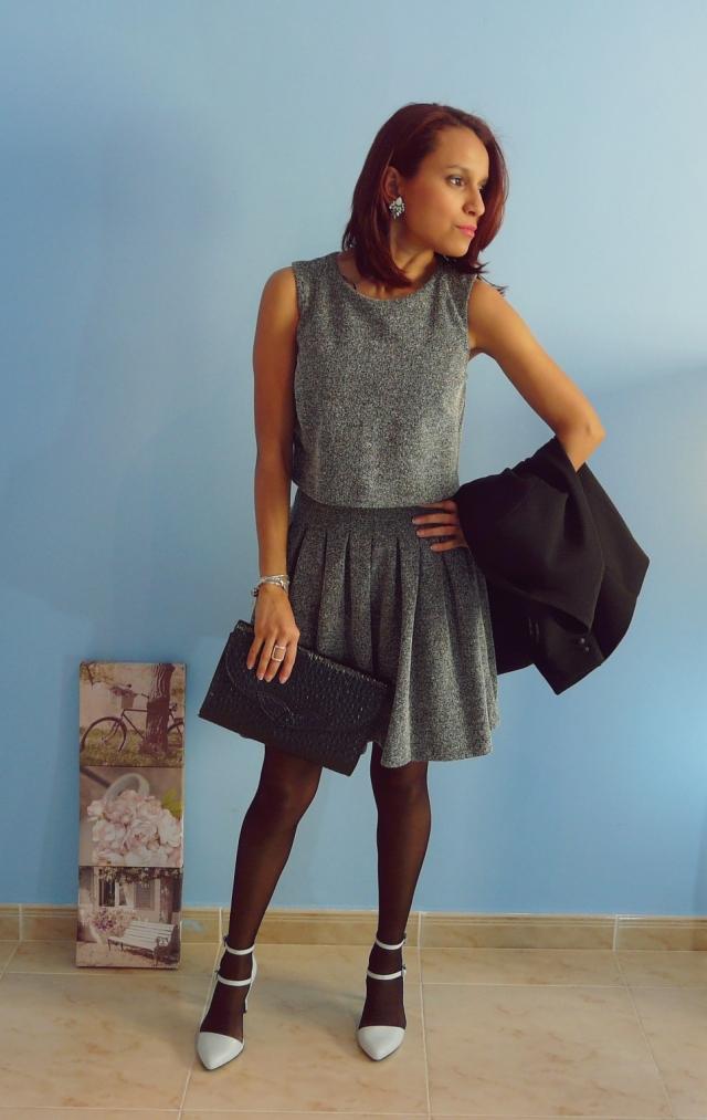 Vestido Gris15
