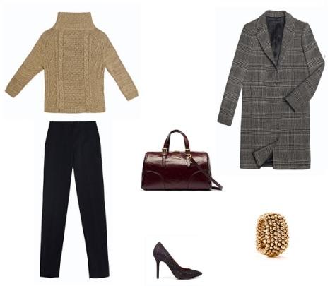 look-oficina-jersey-punto-pantalón-tobillero