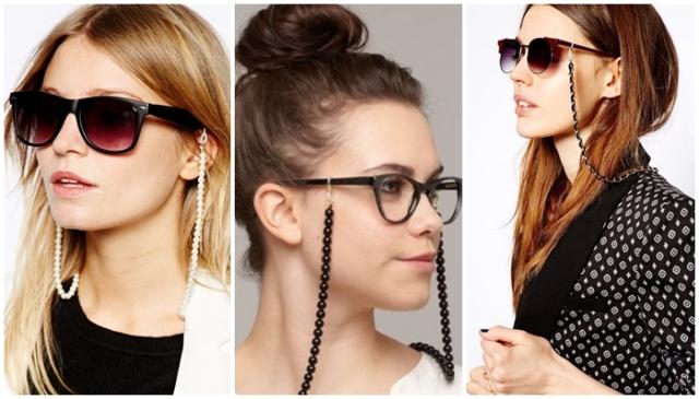 Gafas de sol con cadena1