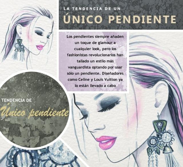 New Wave - Tendencia único pendiente (3)
