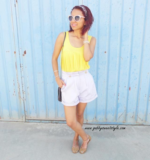 Look colorido retro13