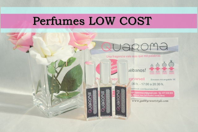 Perfumes Quaroma GabbySweetStyle