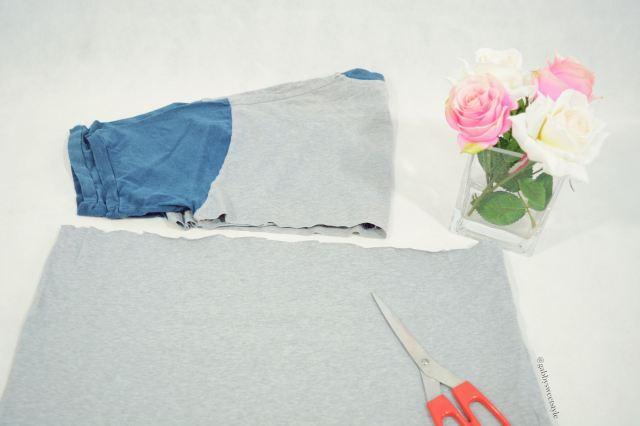 DIY Fular flecos 3