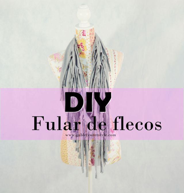 PORTADA DIY Fular de flecos