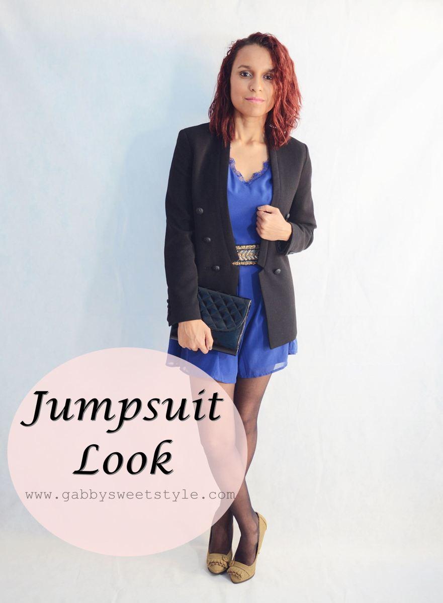 Look elegante con Jumpsuit