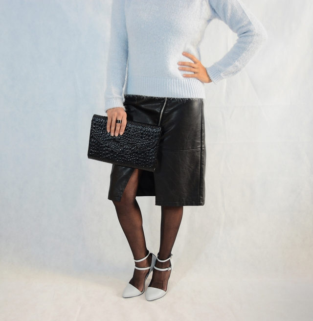 look falda polipiel 9