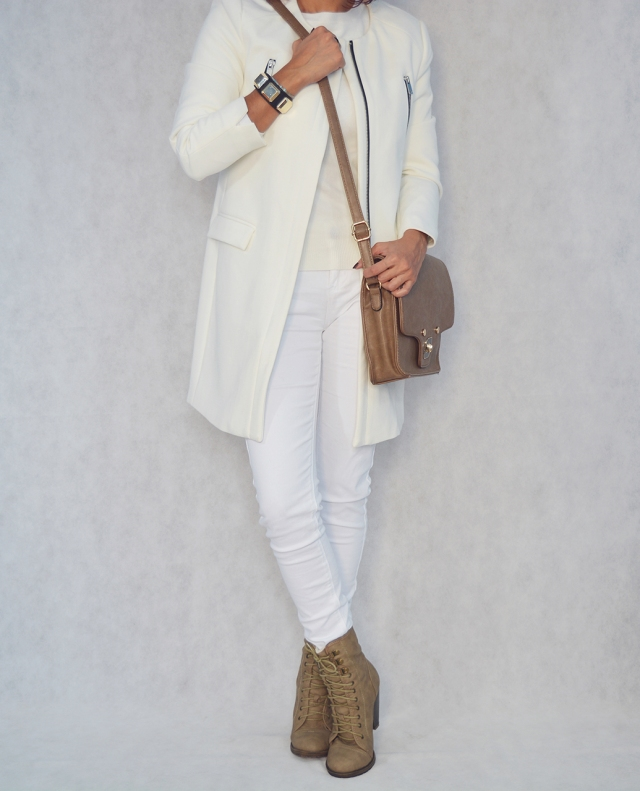 Look total white 9