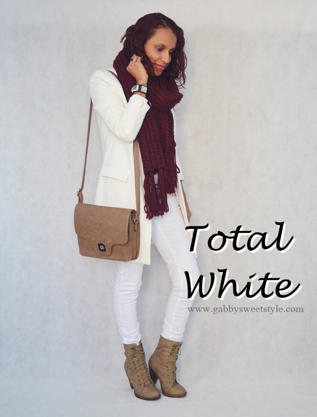 Look total white PORTADA