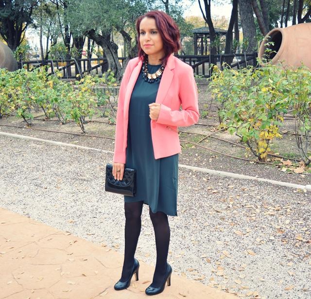 Look Vestido tunica 1