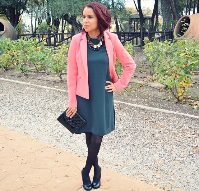 Look vestido tunica 2