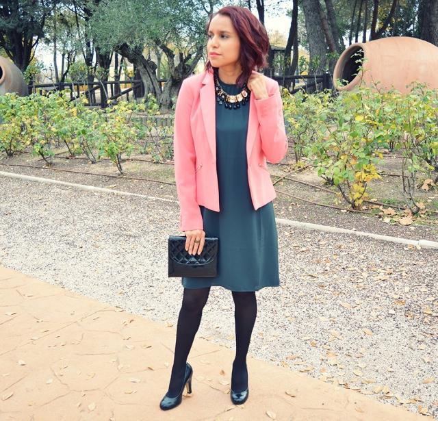 Look vestido tunica 3