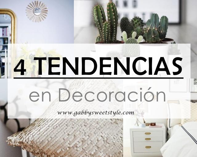 Últimas tendencias en decoración para el hogar | Gabby SweetStyle