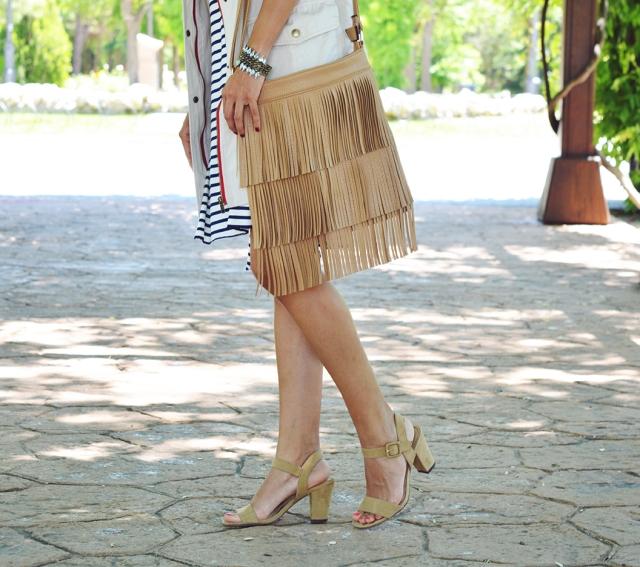 Vestido de rayas 6
