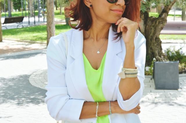 Look blanco y Neon 16