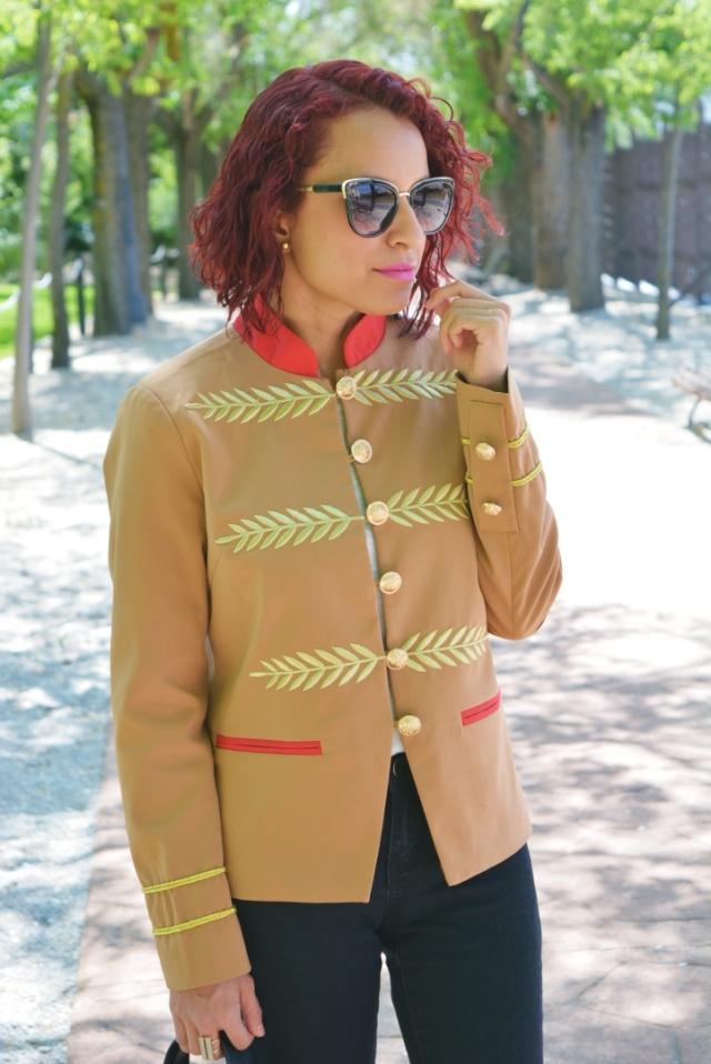 Militar Jacket