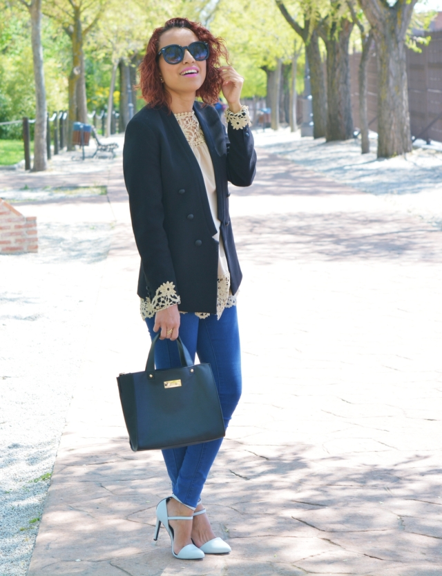 Outfit con americana