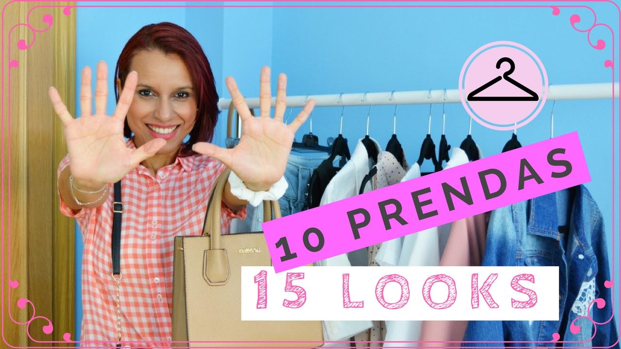 10 prendas 15 Looks Gabbysweetstyle