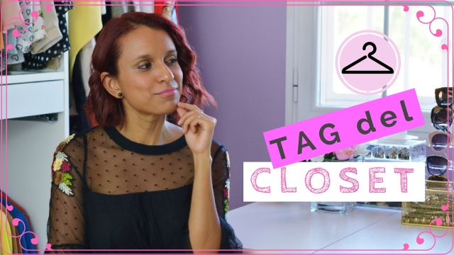 Closet tag