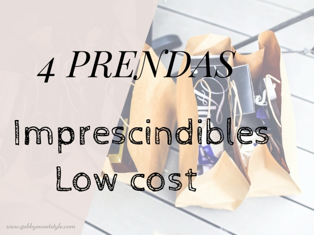 Imprescindibles low cost