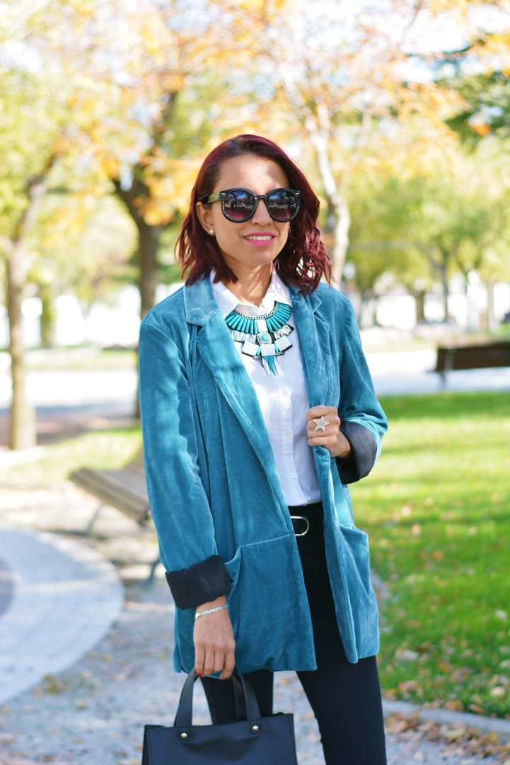 Outfit con blazer | Gabby SweetStyle