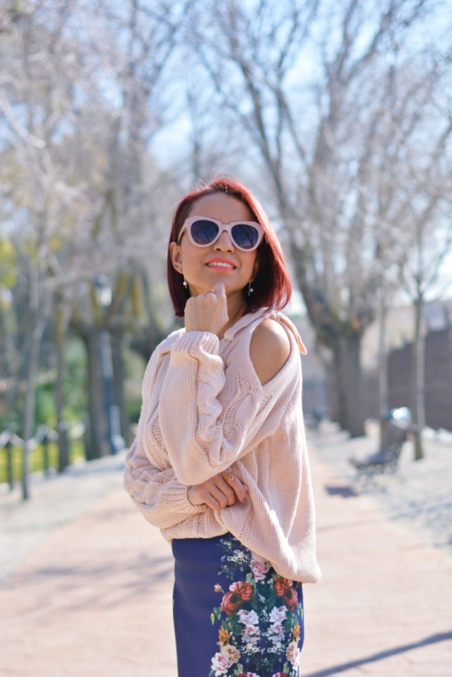 Tendencias off shoulder